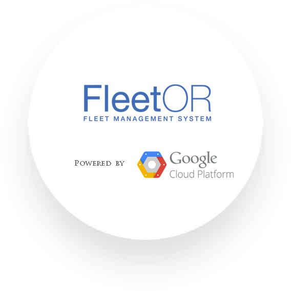 FleetOR built on Google Cloud Platform